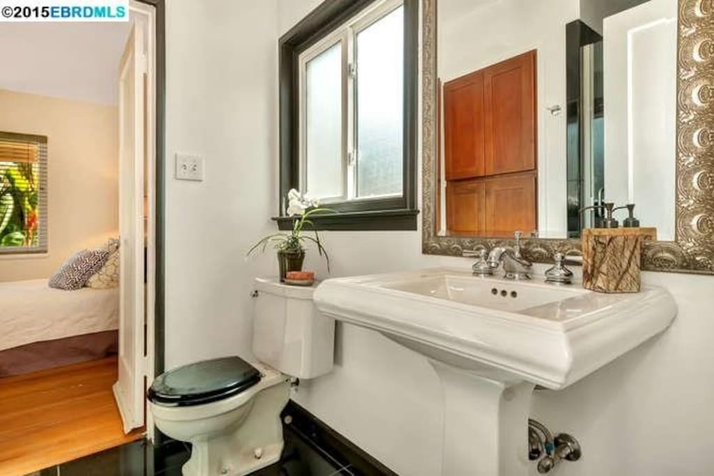 Full remodeled bathroom