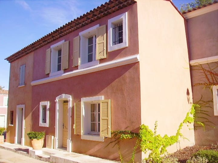 PROVENÇAL HOUSE IN FAYENCE WITH POOL & INDOOR  SPA