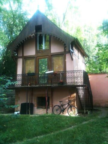 Petit maison a 7 km de Toulouse dans la forêt