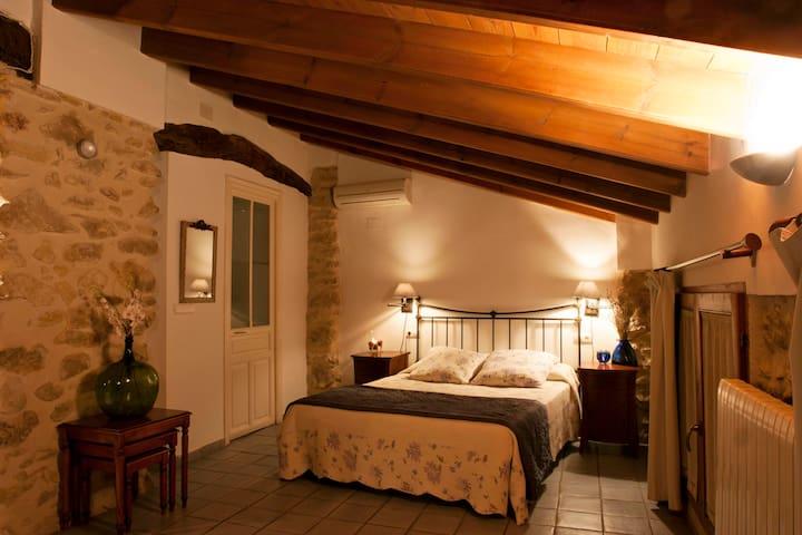 LOFT de La llar d'Aitana - Alcoleja - Çatı Katı