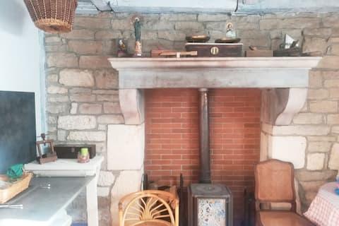 Bric House in Brac in Fretigney