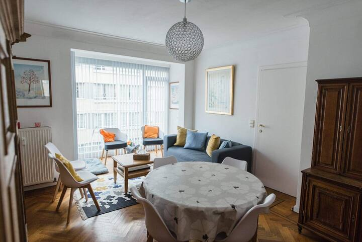 Nice apartement ideally located and fully equipped
