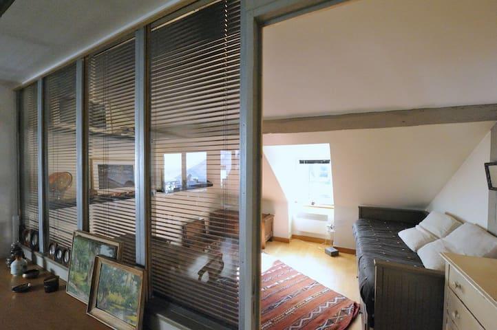 Chambre bureau