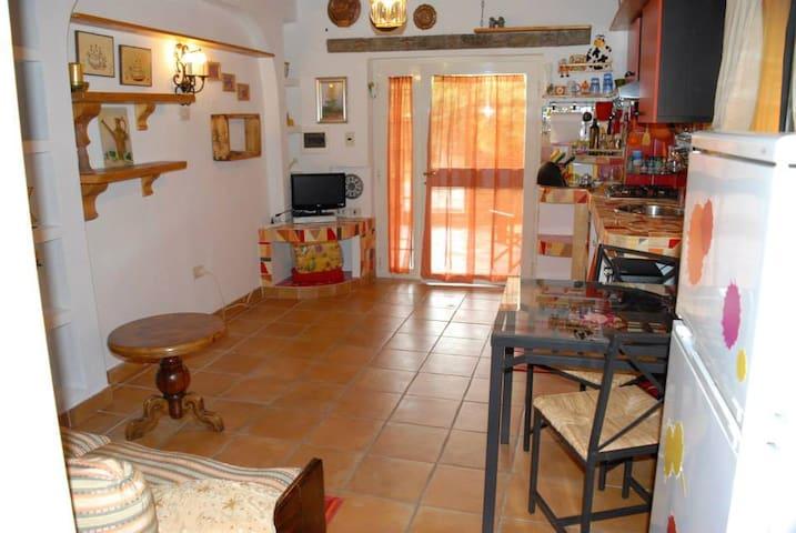 ROMANTICO CHALET SUL LAGO - Trevignano Romano - Cabin