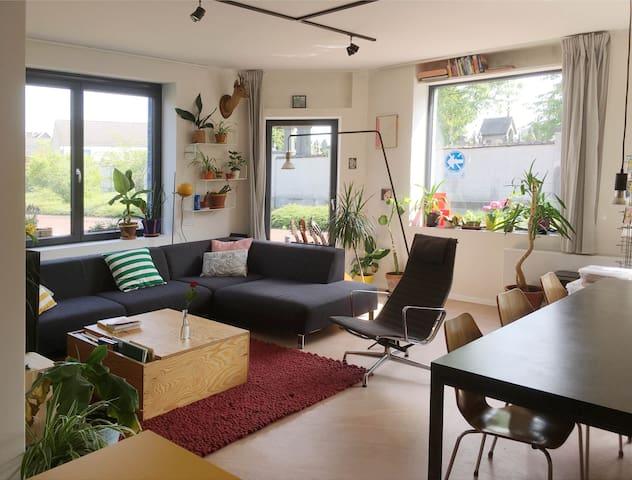 Spacious apartment nearby city center