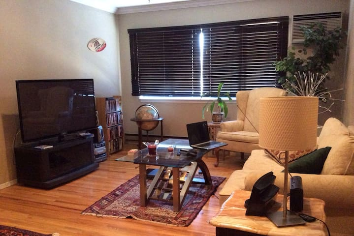 1 Bedroom Fully Furnished Condo (Easy NYC Commute) - Rutherford - Wohnung