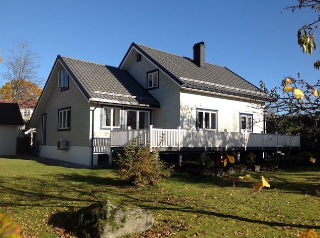 Vestskogen på Nøtterøy - Nøtterøy - Dom
