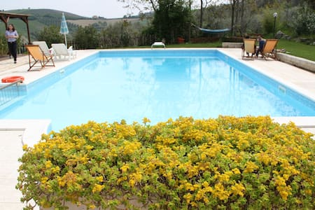 Terranova Double Room standard 5 - Bellante - Bed & Breakfast