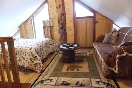 """Hestar Ranch"" on San Juan River, Icelandic Horses - Pagosa Springs - Bed & Breakfast"