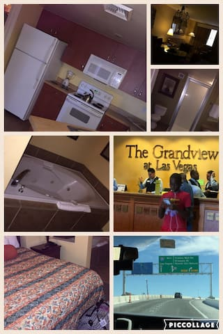 1 bedroom Deluxe suite..... - Las Vegas - Villa