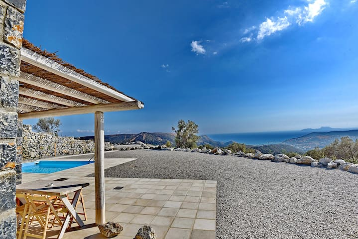 One Bedroom Villa S2 - Αγία Γαλήνη - Willa
