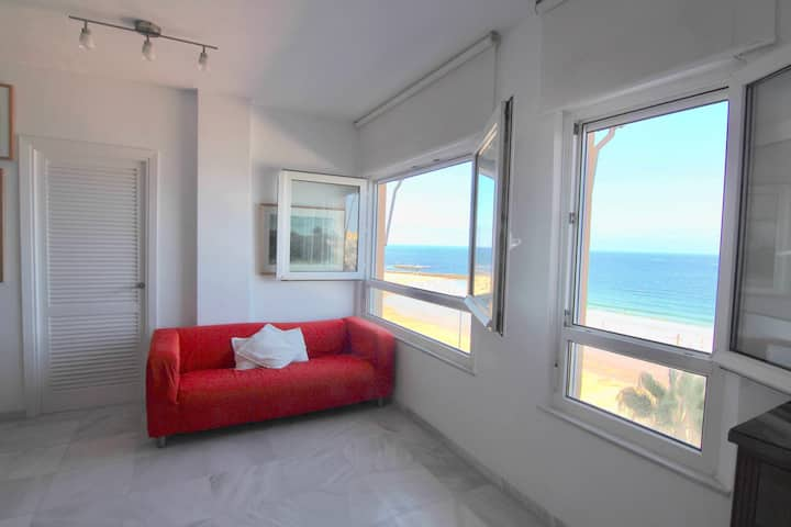 Apartamento VENTANAL AL MAR (Free Parking)