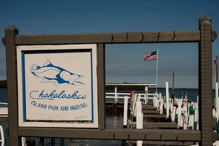The Cobia at Chokoloskee Island Park & Marina