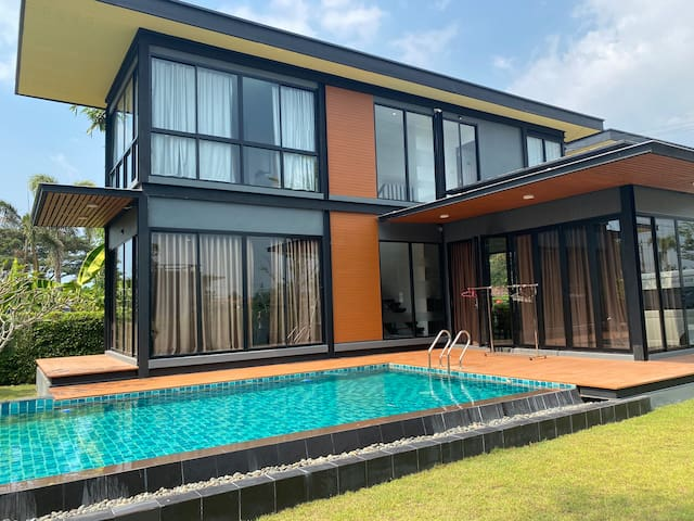 Pattaya YD🏠Pool Villa 独栋泳池别墅