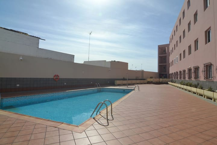 Beautiful Large Flat in Vecindario