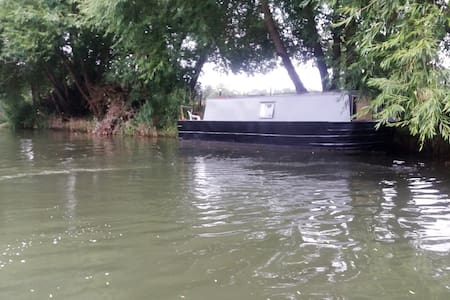 30ft  Narrowboat warm relaxing space - Wallingford  - Boat