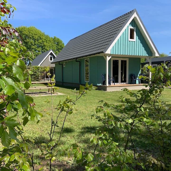 Natuurhuisje in het mooie Twente