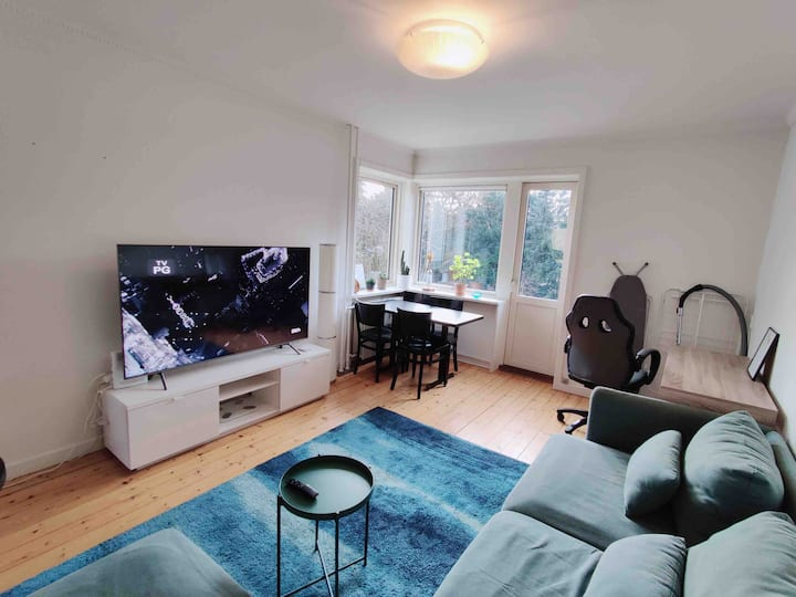 Special Offer! Garden Apartment in Copenhagen city