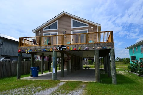 Beach House Getaway