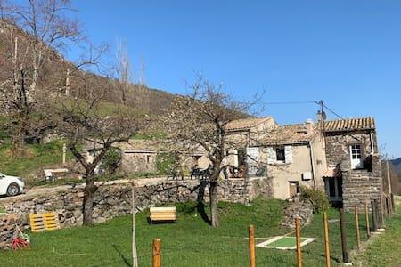 """""""Les terrasses"""" Maison de campagne"""