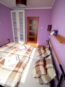 Modern apartment, 10 min to airport - Praha