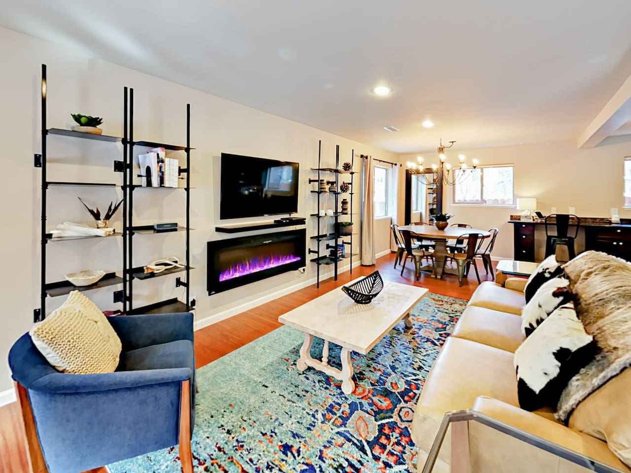 Welcome to South Lake Tahoe! This inviting home is professionally managed by TurnKey Vacation Rentals.