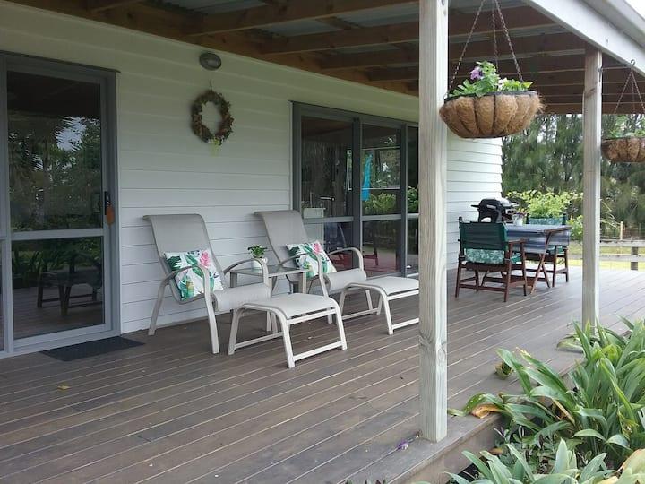 Conifer Cottage - a slice of paradise