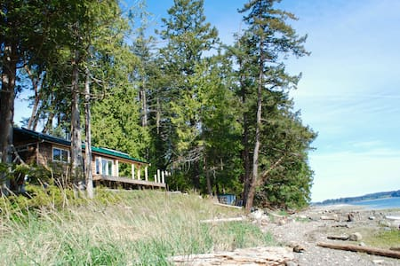 Off the grid, waterfront gem!