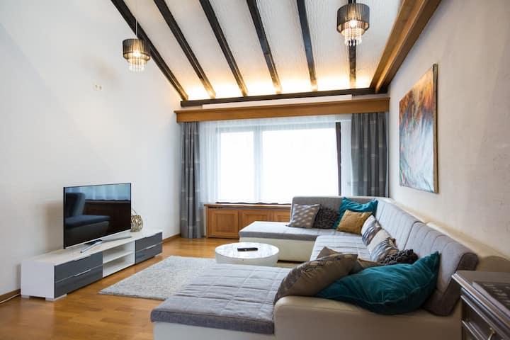 Großzügiges Maisonette-Apartment