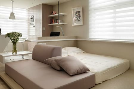 Schöne Wohnung, nette Gastgeber - Bremen - Apartemen