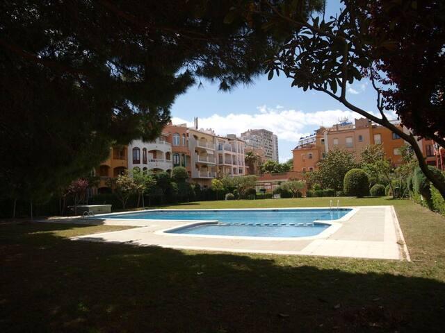 Location appartement 4 personnes, Empuriabrava - Empuriabrava - Condominium