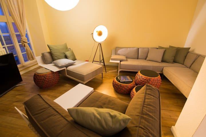 Moderne Wohnung in bester Lage! - Coblenza - Appartamento