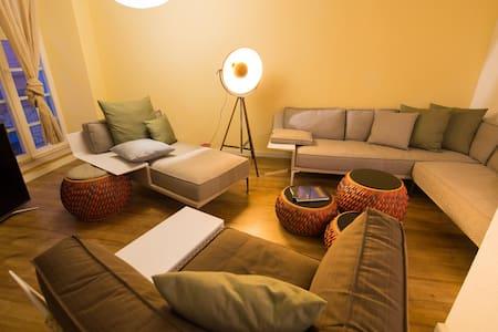 Moderne Wohnung am Deutschen Eck! - 科布倫茨