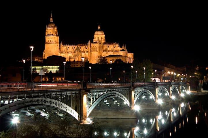 Habitacion Doble o Triple en Ciudad Monumental - Salamanca - Casa