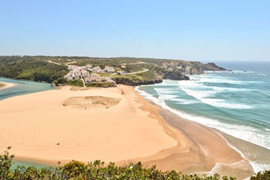 Beach of Odeceixe