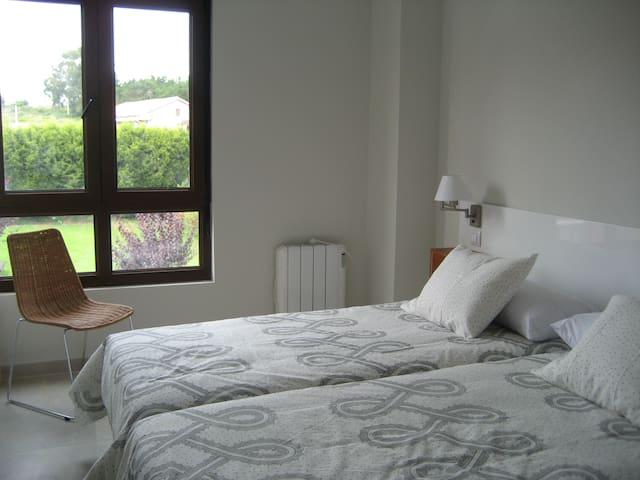Apartamento Cobreces Luaña.
