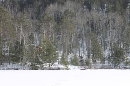 Very private cottage - Madawaska Valley - 小木屋