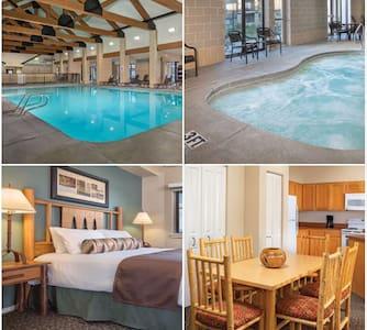 2 Bedroom Wyndham West Yellowstone #2 - West Yellowstone