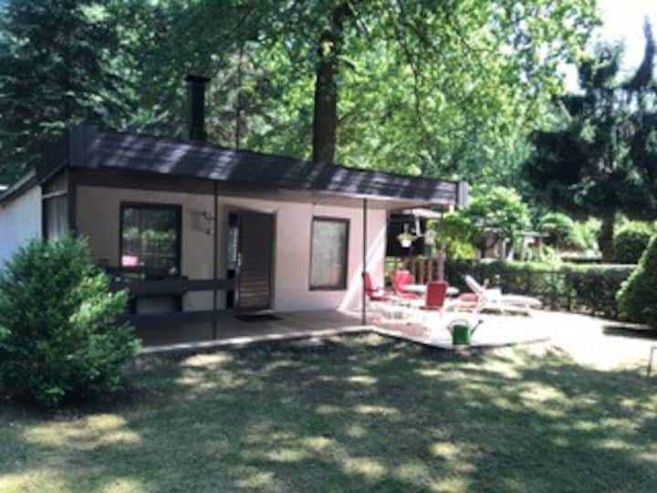 Bungalow in the woods ideal for small children