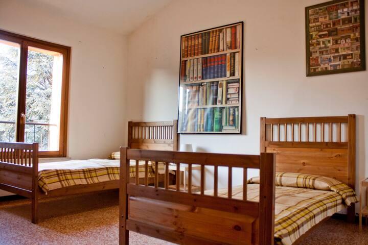 Appartamento comodo e unico!