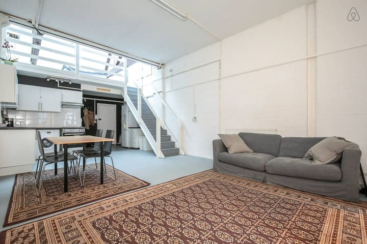 2 Rooms in Unique Warehouse Space - Londres - Appartement