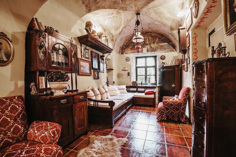 airbnb štiavnica