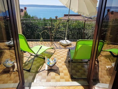 A3 Family apartment with a  beautiful view
