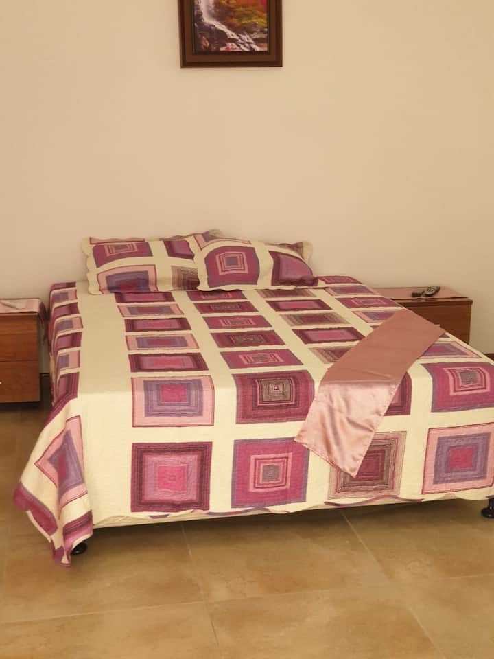 Pink Room in Guest House