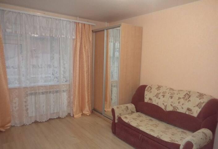 Однокомнатная квартира на ул. Хлыновкская 15