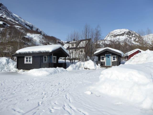 Seim Camping, Røldal. Hytte nr 4