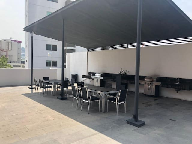 Beautiful executive loft