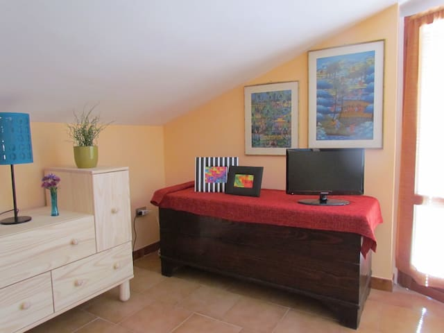 Cozy Attic in the heart of Gargano - San Giovanni Rotondo - Byt