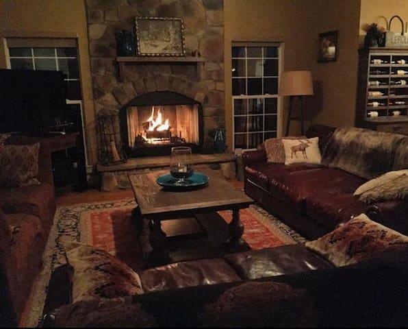 Hydrangea Farm - Purcellville - Casa