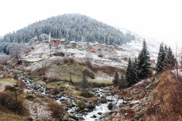 Demirkapı köyü, türkiye Müstakil ev